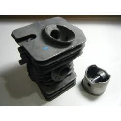 Cylindre piston  Husqvarna  45  Q +