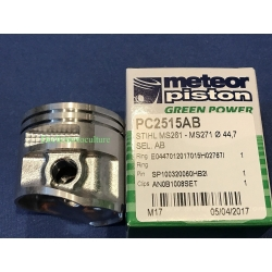PISTON STIHL MS 261 / 271      44,7 mm