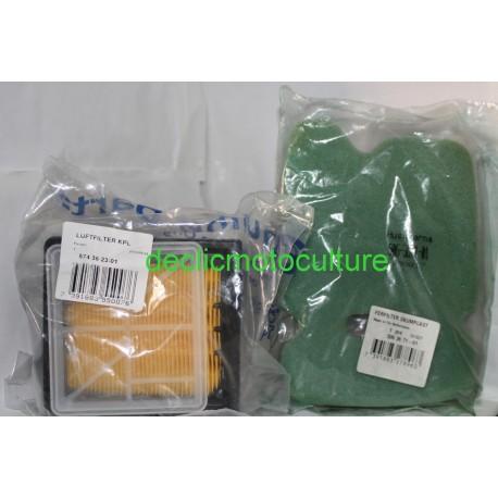Filtres  (3) Husqvarna  k 750