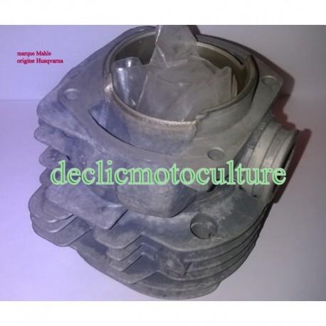 Cylindre piston  Husqvarna 372  Origine