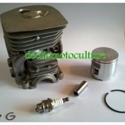 Cylindre piston husqvarna 455/460